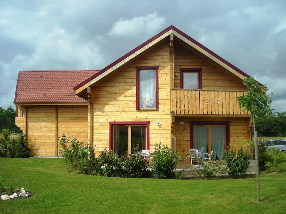 Chambres avec terrasse ou balcon