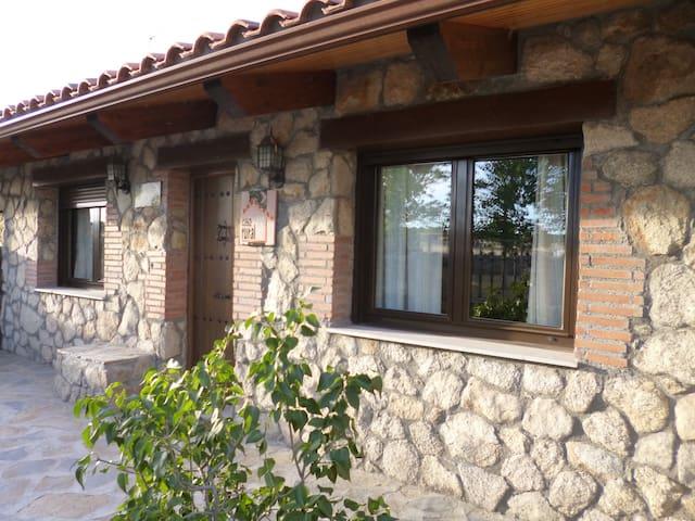 "Casa rural ""Los Cántaros"" - Zarapicos - House"