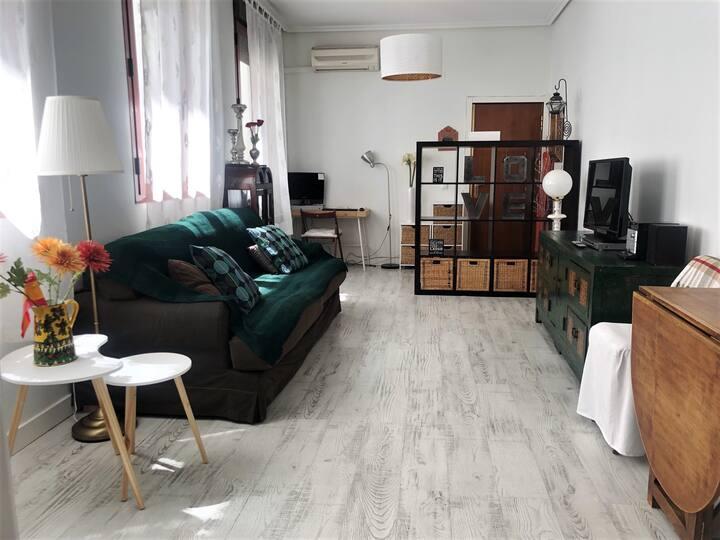 Acogedor y reformado apartamento en MalasañaChueca