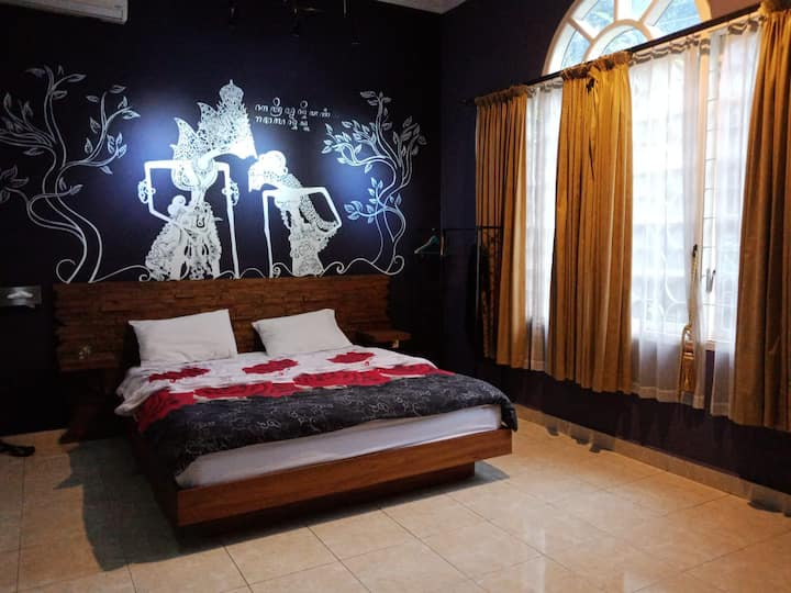 TAMU IBU Guest House s homey & instagrammable