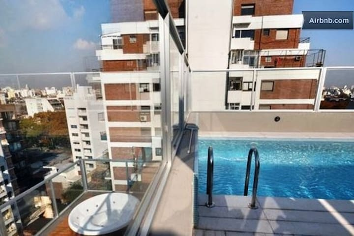 💛 Love Palermo Apartment Full Amenities