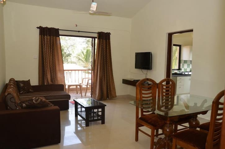 Beautiful home in Calangute - Calangute - Appartement