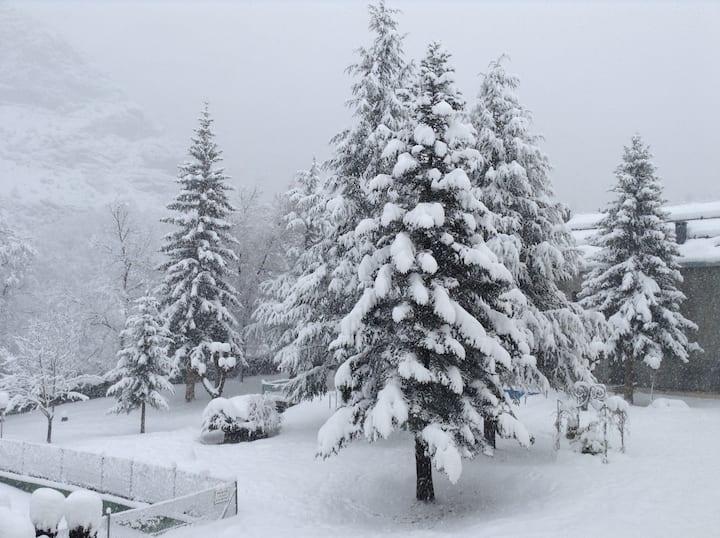 Cómodo apartamento ideal esquí