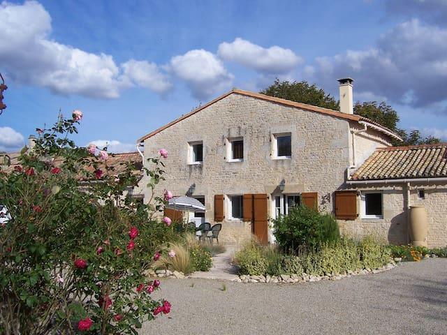 vacance CALME A LA CAMPAGNE - Sainte-Blandine
