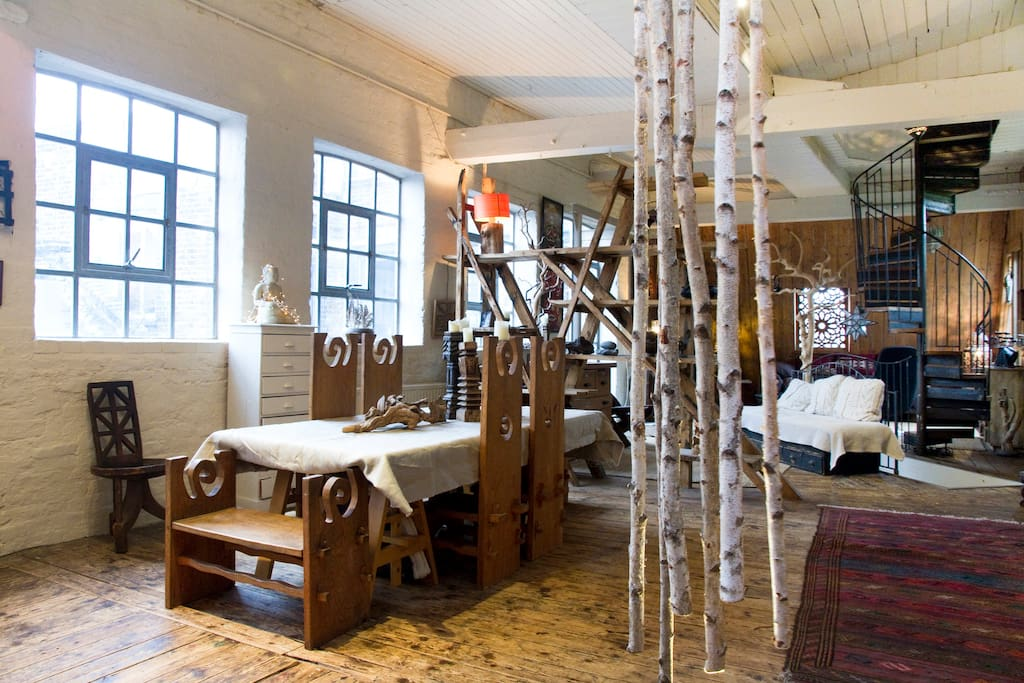 BEAUTIFUL LOFT SPACE FAB LOCATION Lofts For Rent In London