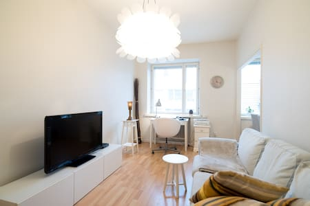 Beautiful apartment in the heart of Helsinki City