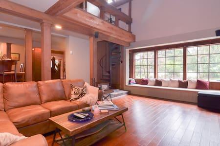 Casa Dore, a Northwest Lodge B&B - Kenmore - Casa