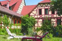 Ferienwohnung Zum Trappen Arnstadt
