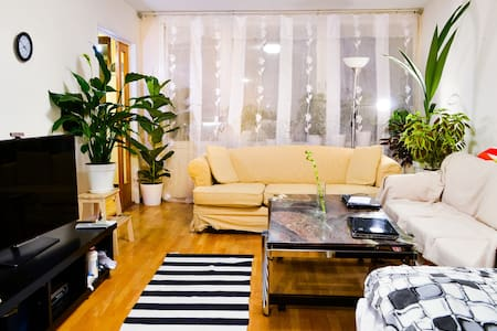 Charming private room in Stockholm - สตอกโฮล์ม - อพาร์ทเมนท์