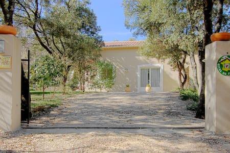 Gîte en Provence - Aigaliers