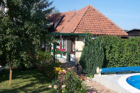 Beautiful cottage in Wernigerode! - Wernigerode - Hus