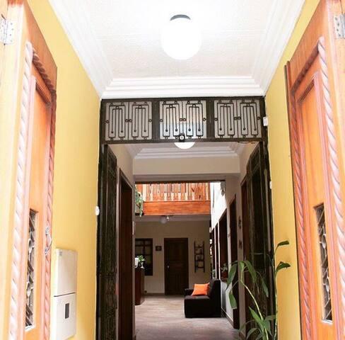 Habitacion por mes Entero