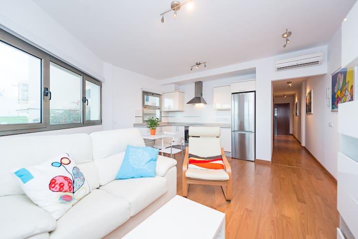 Piso, 1ª línea de Playa de Arinaga - Arinaga - Apartamento