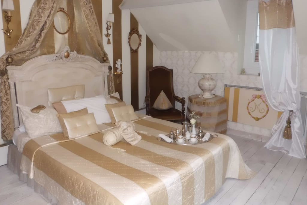 Clos st paul pr s giverny andelys chambres d 39 h tes for Chambre d hote haute normandie