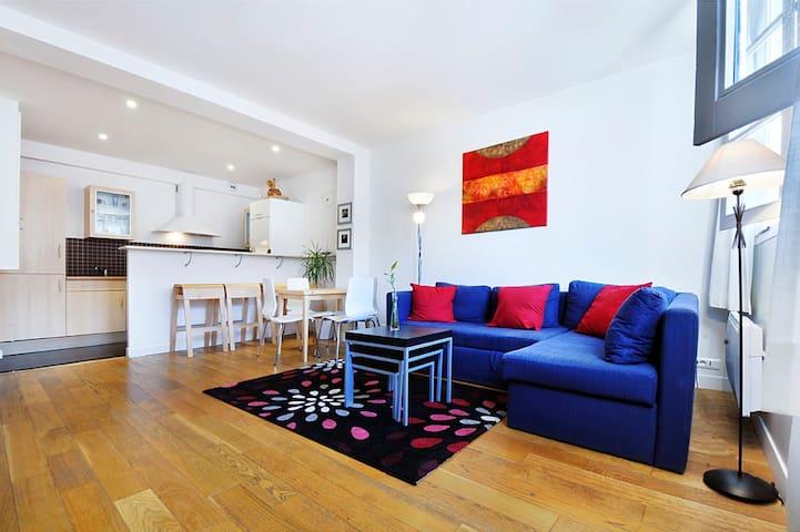 APT 4 PERS. PARIS CENTER (CHATELET) - Paris - Apartemen