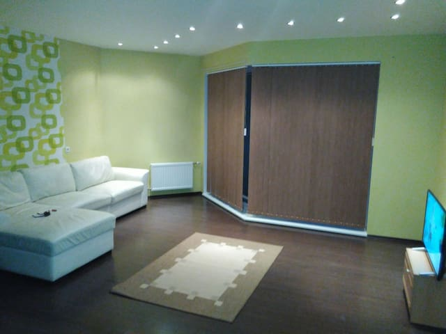 Newly Built Modern Apartment - Sigulda - Apartmen