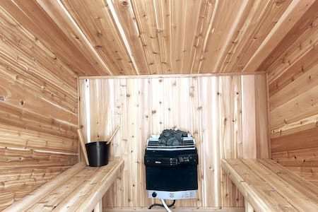 Rocky Mountain Foursquare, Tonquin Suite