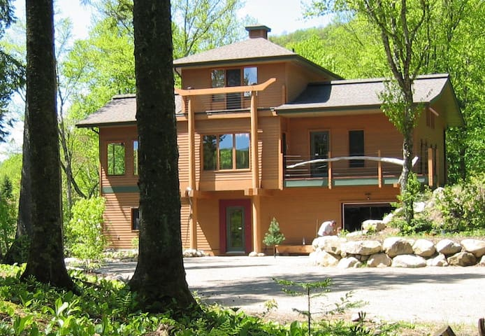 Private domain in Mont-Tremblant