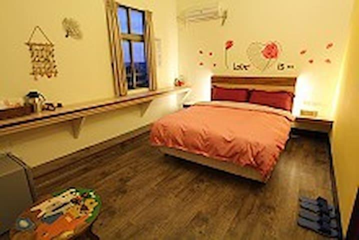 墾丁豆的民宿旅店 - Hengchun Township - Minsu (Taïwan)