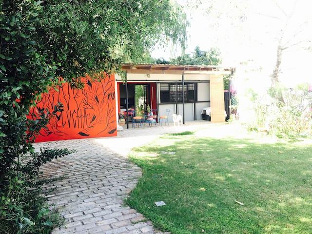 Rincon natural y diverso en La Plata - Berisso - บ้าน