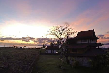 Nungas Haven @LakeyPeak/Sumbawa - Hu'u - Haus
