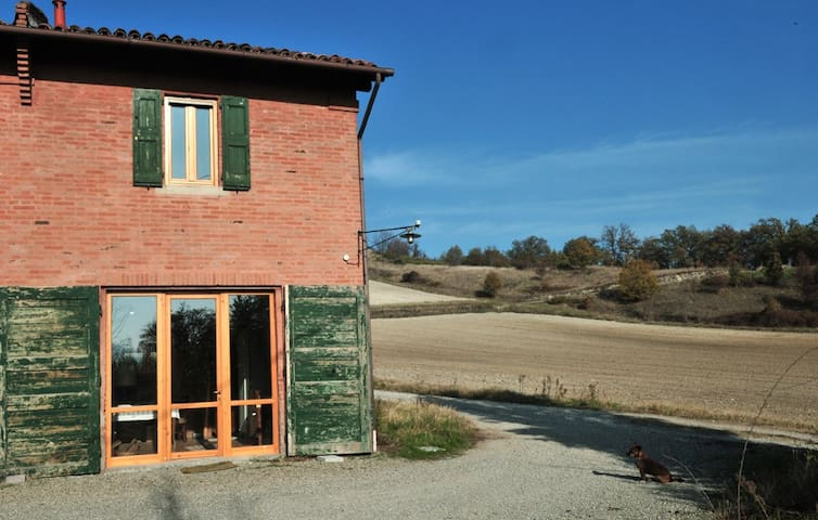 Barn in the outskirts of Bologna - Casalecchio di Reno - Byt