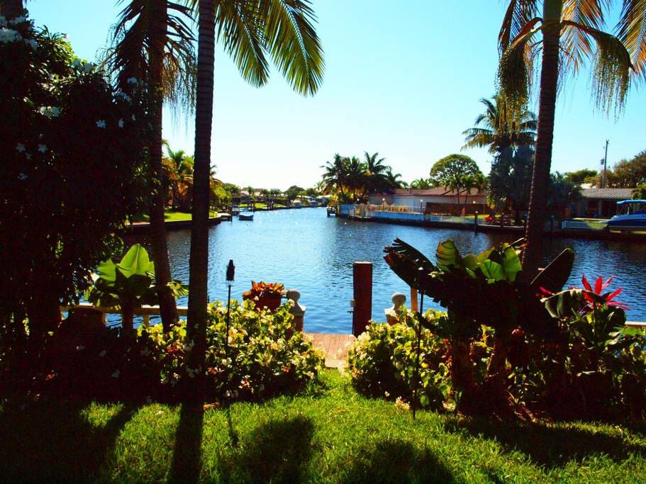 The view you will enjoy everyday of your stay