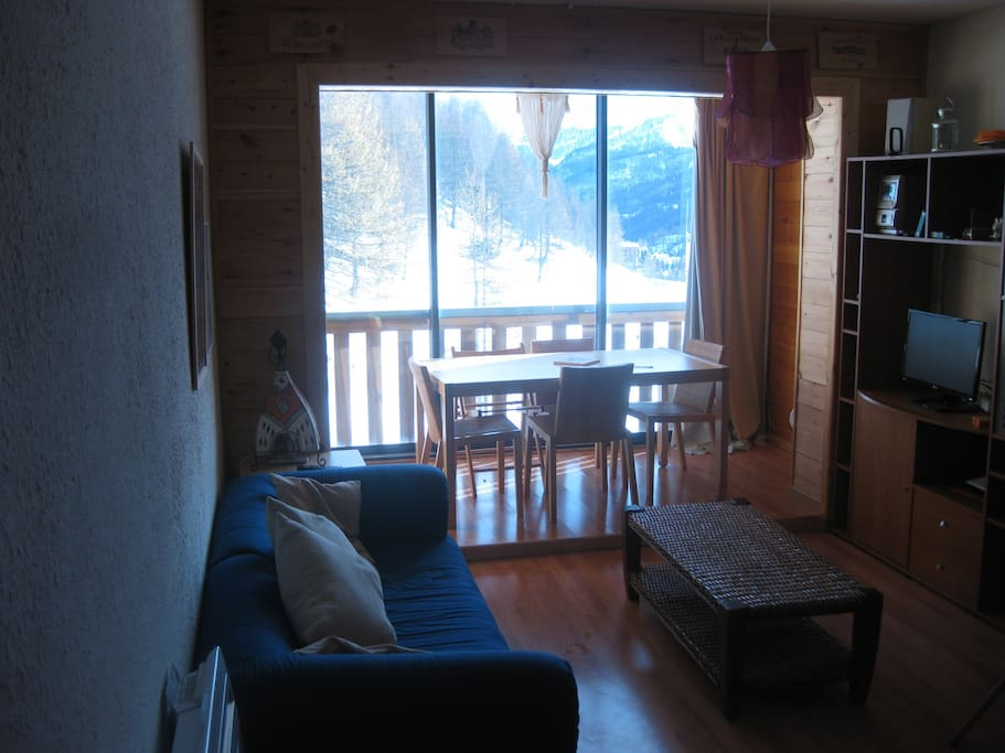 Great Apartment At Mountain Apartments For Rent In Allos