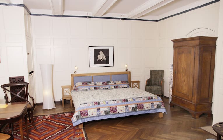 Großes Apartment im Domherrenhaus - Halberstadt - Appartement