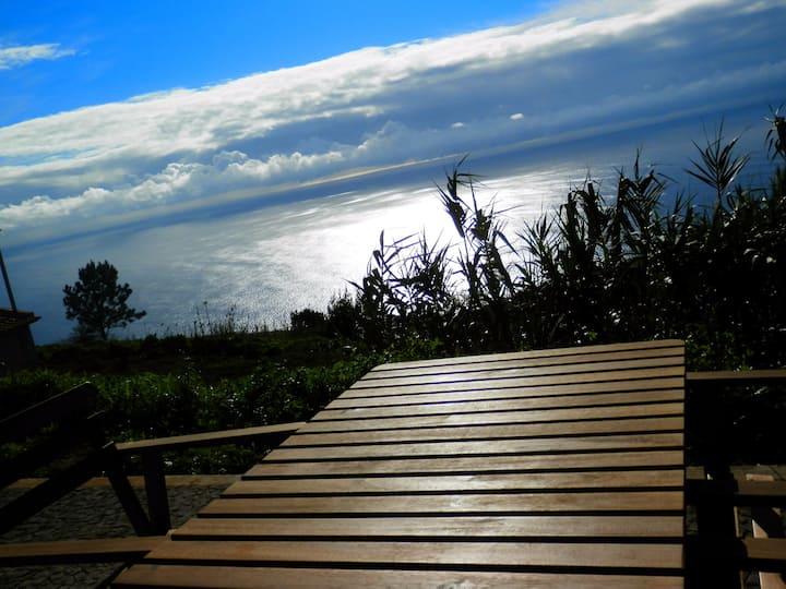 Casa Ginja_Gîte indépendant_Panorama Océanique