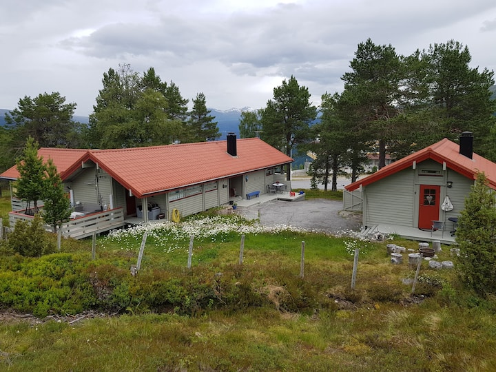 Cottage at Utvikfjellet, near Stryn
