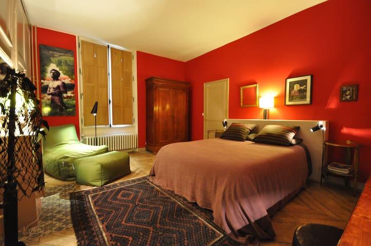 Chambre d'hôtes dans le Perche - Longny-au-Perche - Bed & Breakfast