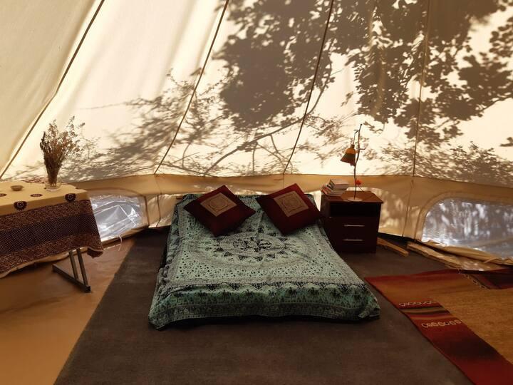 האוהל בחרוב🍃
