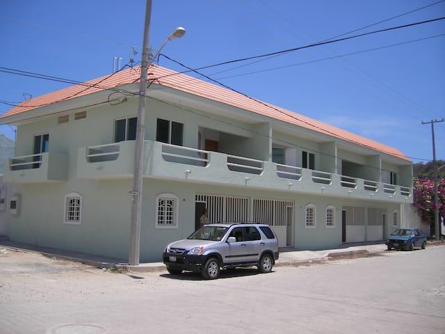 Lofts Rosales - San Patricio - Apartmen