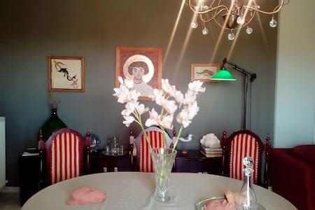 Eclectic Casa - Koutsopodi - 公寓