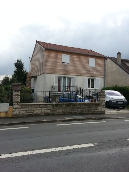 Maison 8p conflans ste honorine 78 houses for rent for Piscine conflans sainte honorine