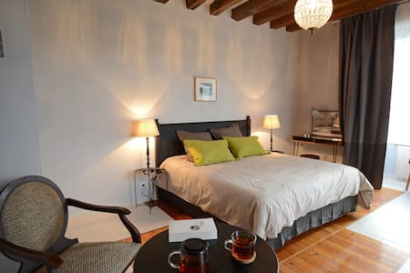 the Saint Martin guesthouse - Chailles