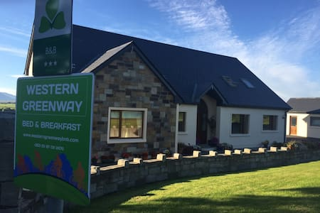 Western Greenway B&B - Mayo - Bed & Breakfast