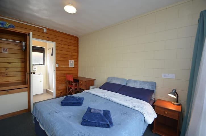 Double with Ensuite - YHA Bay of Islands Paihia