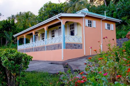 Entire Bungalow - Breezes Cottage - Salybia - Bungalow