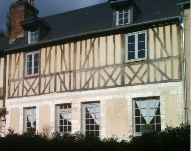 Normandie, maison pour 5 pers