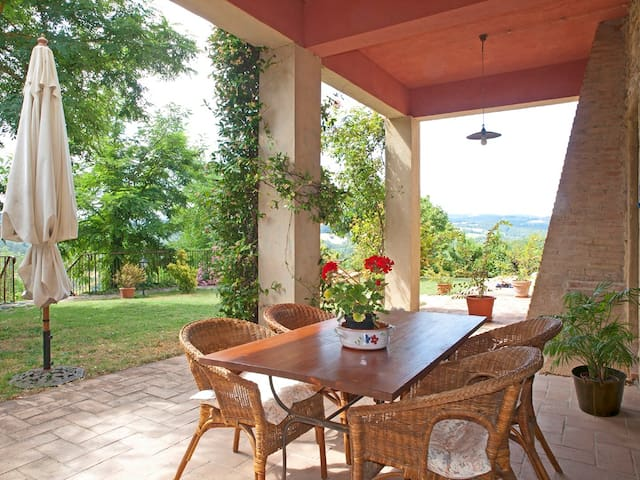Usignolo country house  vicino S.Gimignano Siena - Gambassi Terme - Apartment