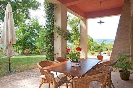 Usignolo country house  - Gambassi Terme