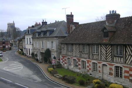 Normandie, maison pour 5 pers - Le Bec-Hellouin