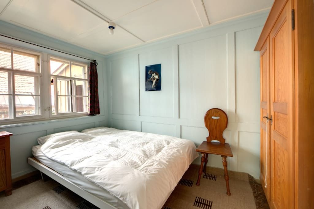 Small room with double bed 1,60
