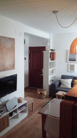 Acogedor apartamento reformado en el casco antiguo
