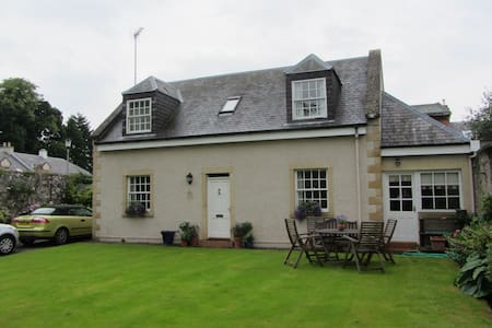 Detached cottage in Melrose Borders - Melrose - Haus