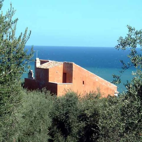 Casale dei Lauri villa Gargano x12p