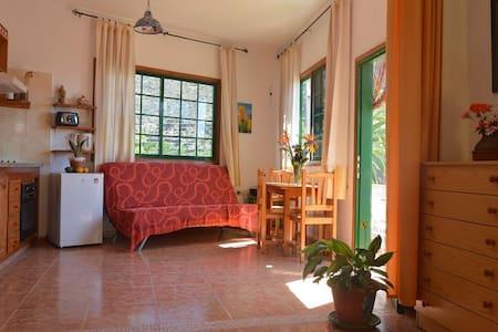 Vivienda Vista al Mar GoyoGomera4 - Casa de la Seda - Lejlighed