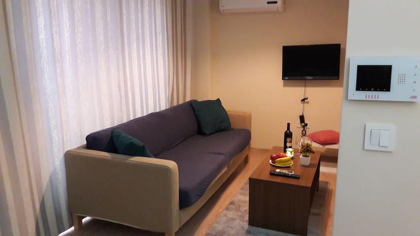 Fi Homes- Stüdyo Alsancak-Hastaneler Civarı